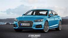 audi a5 2017 sportback 2017 audi a5 sportback and convertible will look like this