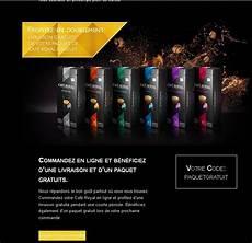 bonne affaire gratuit bonne affaire capsules nespresso 2 paquets de caf 233 royal