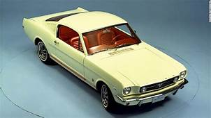 1965 GT K Code Fastback  12 Most Important Ford Mustangs