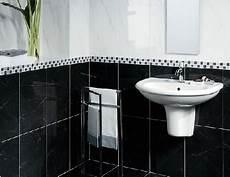carrelage salle de bain noir brillant
