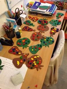 Herbst Basteln Kinder - basteln mit krippenkindern inspiracja basteln mit