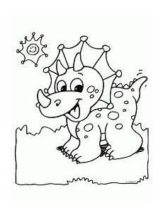 Einfache Malvorlage Dinosaurier 30 Kinder Malvorlagen Tiere Zum Ausdrucken Und Ausmalen