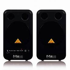behringer ms16 review great speakers for small events