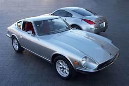 Legendary Cars Datsun 240Z 1969 1975