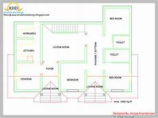 single floor house plans kerala single floor house plan and elevation 1400 sq ft kerala