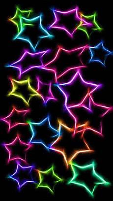 Iphone 7 Black Neon Wallpaper