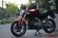 Vixion Touring Style by Modifikasi Vixion Touring Style Yamaha Vixion 2008