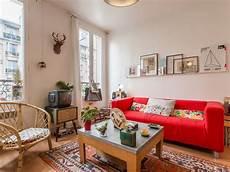 Un Appartement Boh 232 Me De 30m2 224 Vincennes D 233 Co