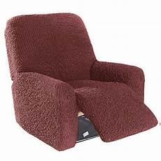 housse fauteuil relax housse fauteuil de relaxation gaufr 233 e brio grenat