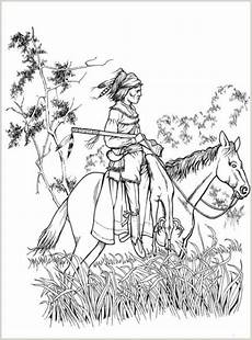 Indianer Malvorlagen Kostenlos Ausdrucken American Coloring Pages Printable Sketch Coloring Page