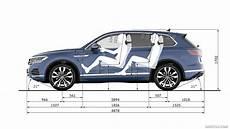 2019 Volkswagen Touareg Dimensions Hd Wallpaper 46