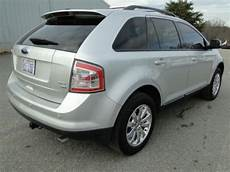 4x4 ford edge purchase used 2010 ford edge 4x4 sel rebuilt salvage title repaired damage salvage cars in