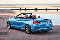 Bmw 2 Cabrio - world premiere bmw 2 series coupe and convertible facelift