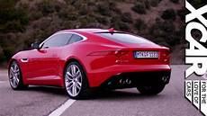 Jaguar F Type R Coupe Review Xcar