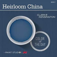 color of the day heirloom china by clarkandkensington 31daysofcolor paint inspiration