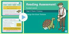year 3 reading assessment fiction term 1 guided lesson