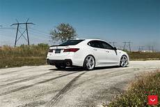 gallery 2018 acura tlx a spec on vossen vfs 5 wheels
