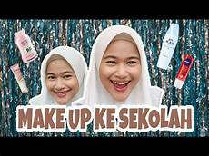 Tutorial Make Up Remaja Simple Anti Ditegur Guru