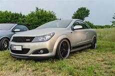 Opel Astra H Cabrio Opel Club Elmshorn