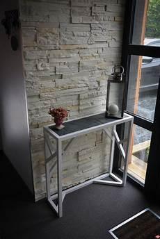 fabriquer une console en bois diy fabriquer une console d 233 co ambroise en bois