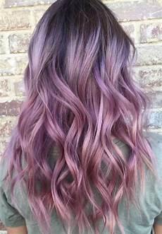 Cheveux Lilas Violet La Coloration Tendance Du Moment