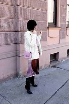 kleid stiefel kombinieren idee f 252 r den fr 252 hling kleid mit stiefel und