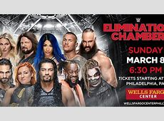 wwe elimination chamber 2020 promo