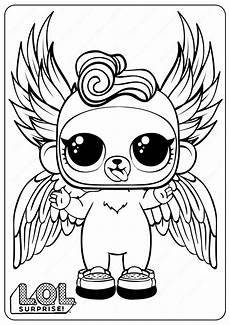 Lol Coloring Pages In Color Free Printable Lol Monkey Coloring Pages