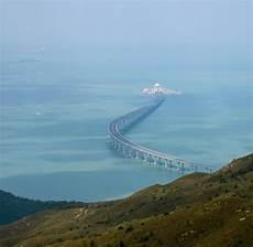 längste brücke der welt 55 kilometer china er 246 ffnet l 228 ngste br 252 cke der welt