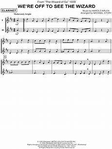 quot nimbus 2000 quot from harry potter and the sorcerer s stone sheet music clarinet solo in c