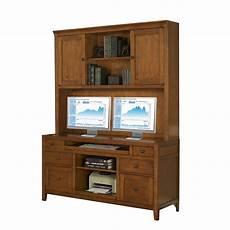 credenza desk with hutch fairfax home collections companion credenza desk with
