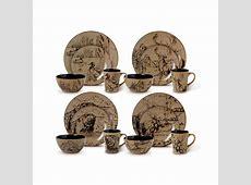 Mossy Oak Stoneware 16pc set