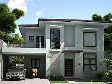 14 best simple 2 story 2 storey simple modern house design simple house design