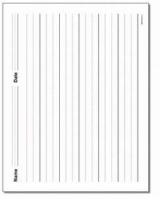 lined paper handwriting worksheets 15687 handwriting paper