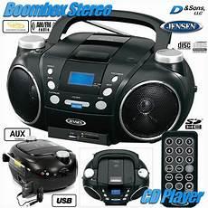 usb cd player new am fm radio cd player mp3 usb portable stereo