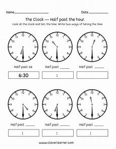 half past time worksheets for grade 1 3568 quarter past worksheet printable worksheets and activities for teachers parents tutors and