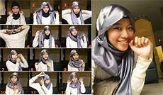 Cara Pakai Jilbab Pashmina Kaos 2013 Berryhs