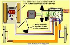 wiring diagrams for household doorbells do it yourself help com