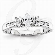 14k white gold diamond ring white gold