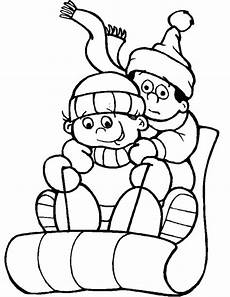 winter themed coloring pages at getcolorings free