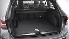 Mercedes Glc Suv 2015 Dimensions Boot Space And Interior