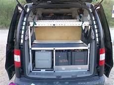 leer maxi maximal zweite ebene kofferraum vw caddy