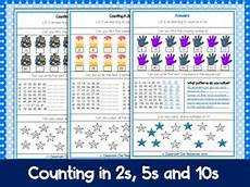 year 2 maths counting in 2s 5s and 10s worksheets