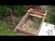 Extérieur Bois Construction Escalier En Bois Exterieur