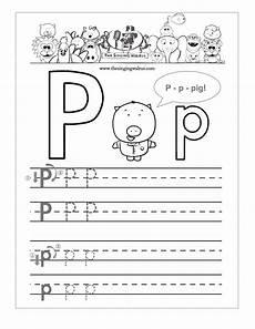 letter p worksheets free printables 23803 luxury practice writing sentences for kindergarten worksheet