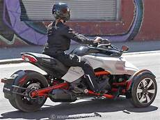 news 3 roues 2015 am spyder f3 bad attitude