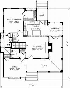 southern living country house plans southern living bucksport cottage floor plans narrow