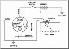 Boat Leveler Wiring Diagram by Grounding A Plastic Gas Tank Boatbuilding