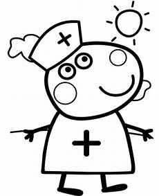 Peppa Pig Ausmalbilder Pin By On Peppa Pig Coloring Pages Peppa Pig