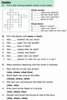 grammar worksheets grade 6 24792 grade 6 grammar lesson 8 questions 3